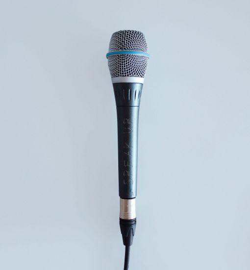 Speaker Request