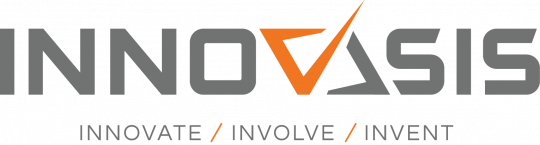 Innovasis Logo Solo Grayorange