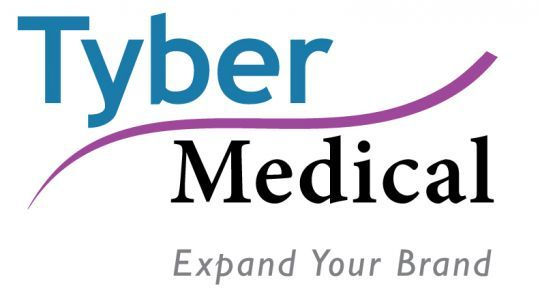 Tyber Medical Logo With Tag